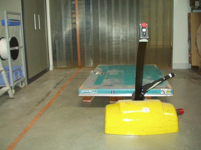 Tables l vatrices lectriques sdtech equipements - Table elevatrice electrique occasion ...